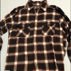 Matix Clothing LS Flannel Shirt